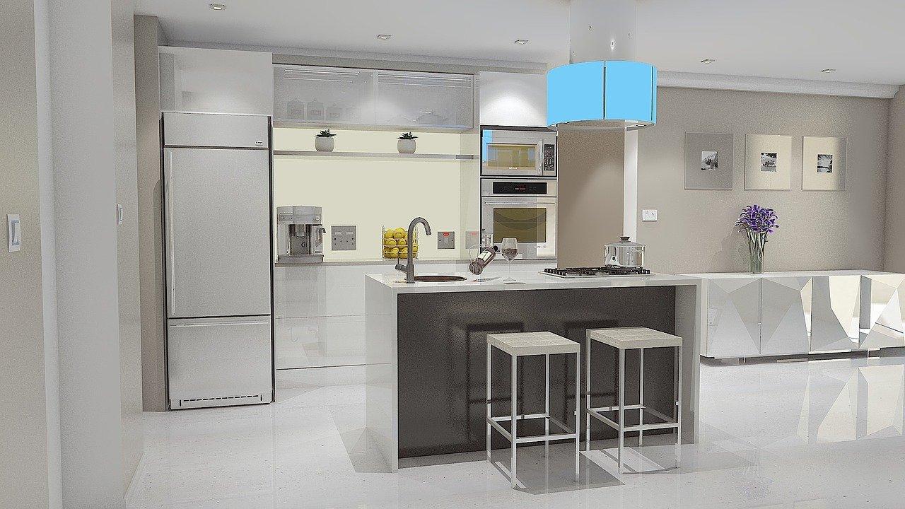 Kuchnia – projekt od podstaw